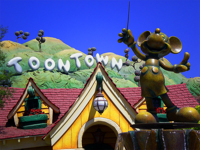 Welcome to Toontown